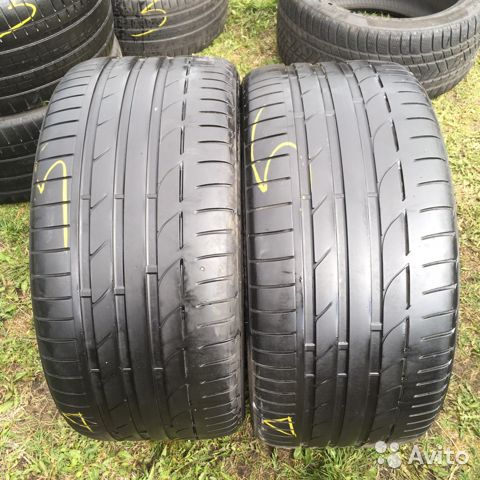89211101675 275/35 R20 Bridgestone Potenza S001 (RunFlat)
