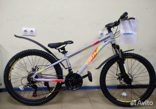 Велосипед, Итальянский бренд, 24 дюйма 89527559801 купить 1