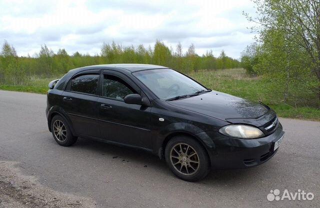 Chevrolet Lacetti, 2008 купить 5