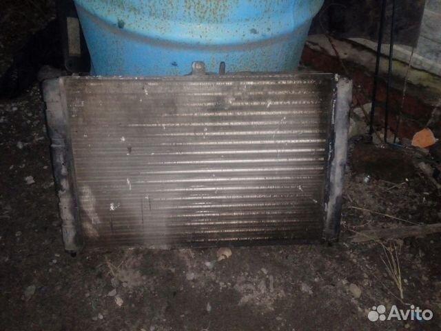 Основной радиатор ваз 08-15 Инж  89513212606 купить 1
