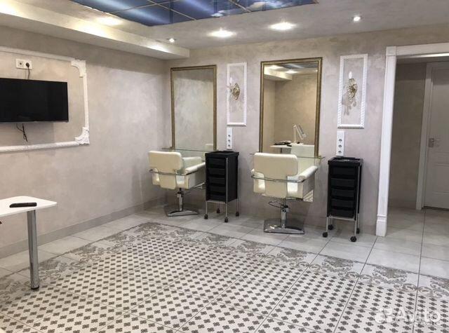 Кресло парикмахера, кабинет с кушеткой, салон крас 89201920430 купить 3