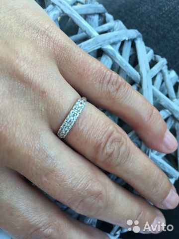 Серебряное кольцо 89994476786 купить 1