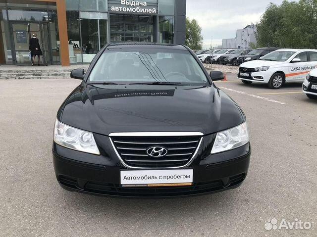 Hyundai Sonata, 2010 88162682472 купить 2