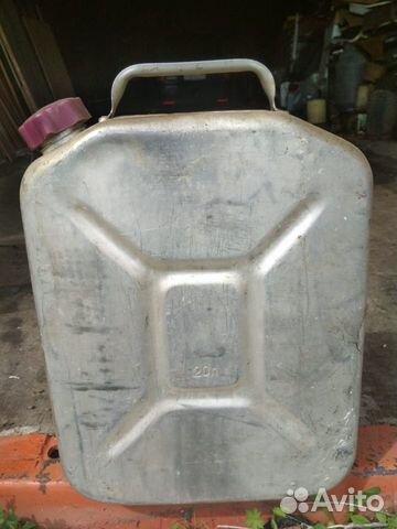 Канистра алюминиевая 20 л  89109454135 купить 1