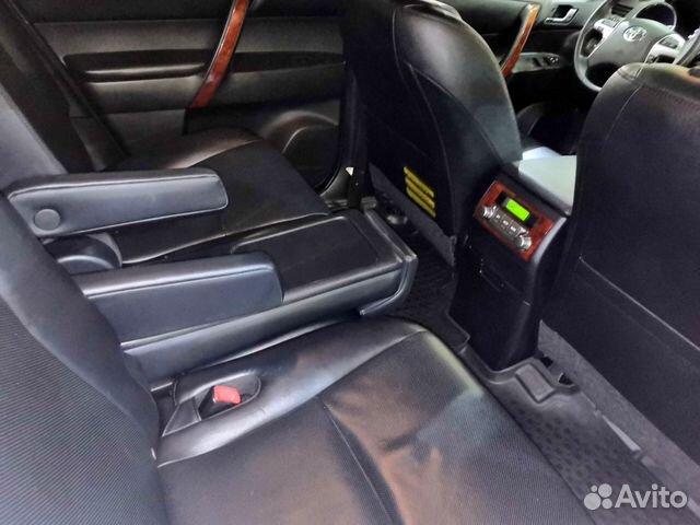 Toyota Highlander, 2013 купить 10