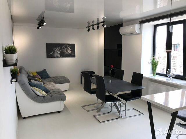 3-к квартира, 92 м², 25/25 эт.