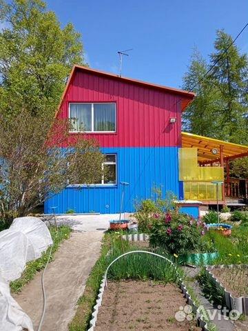 Дом 64 м² на участке 10 сот.  89248945834 купить 1