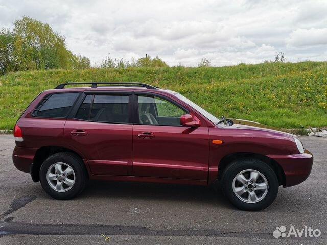Hyundai Santa Fe, 2009 купить 4