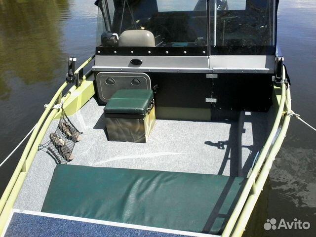 Лодка Мастер 540 с Mercury 90 elpt 4 Stroke  89063926905 купить 4