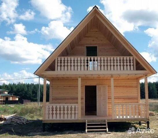 Дачный домик 5х6 купить 1