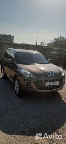 Peugeot 4007, 2009
