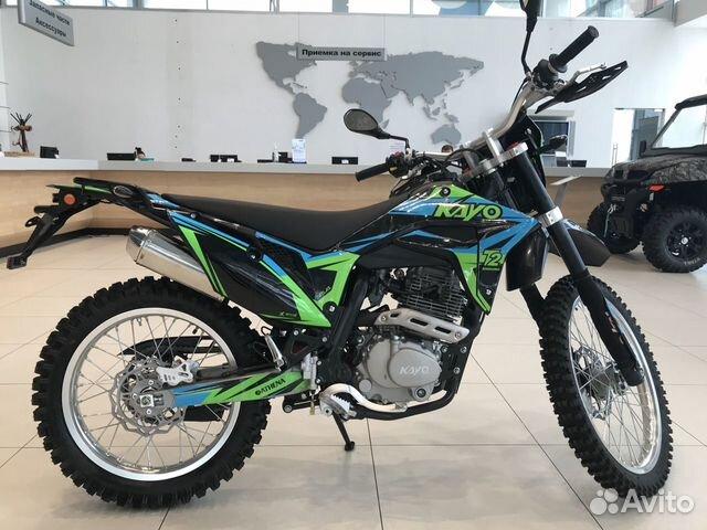 Мотоцикл kayo T2 250 enduro 21/18 88792225000 купить 3