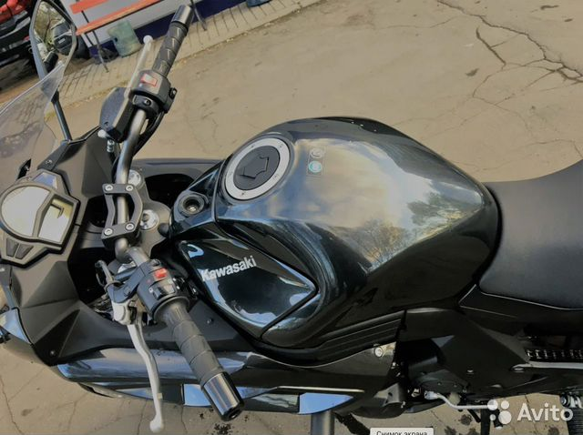 Kawasaki ER6F(650) Ninja он же ерш  89605923053 купить 4