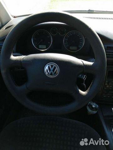Volkswagen Passat, 2002  89281943661 купить 7