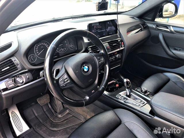 BMW X4, 2015  89051304915 купить 4