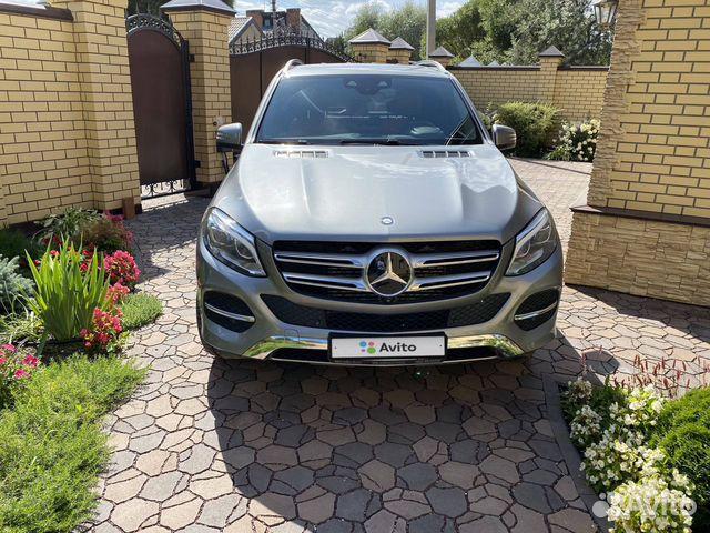 Mercedes-Benz GLE-класс, 2015  89612487203 купить 6