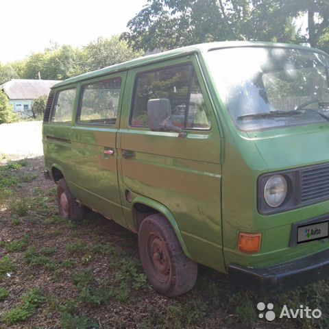 Volkswagen Transporter, 1982  89065939051 купить 4