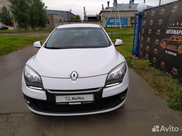 Renault Megane, 2012  89115490305 купить 10