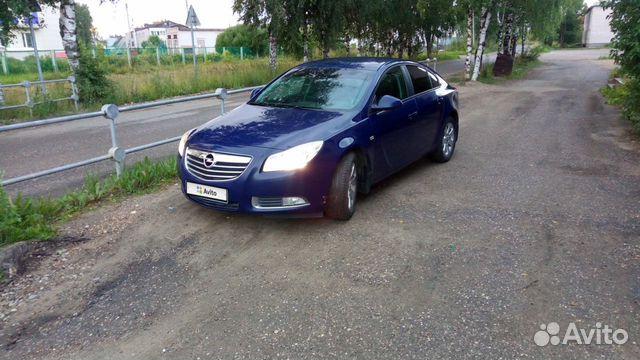 Opel Insignia, 2010  89062928661 купить 7