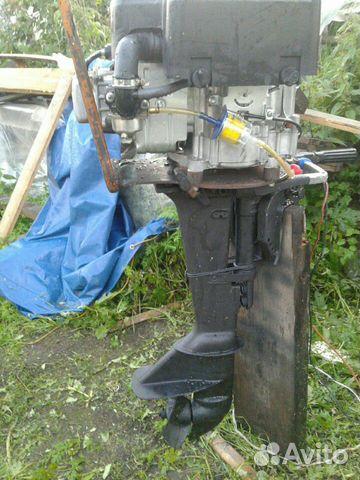 Лодочный мотор  89095521393 купить 4