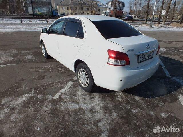 Аренда/Прокат авто toyota Belta  89145442707 купить 3