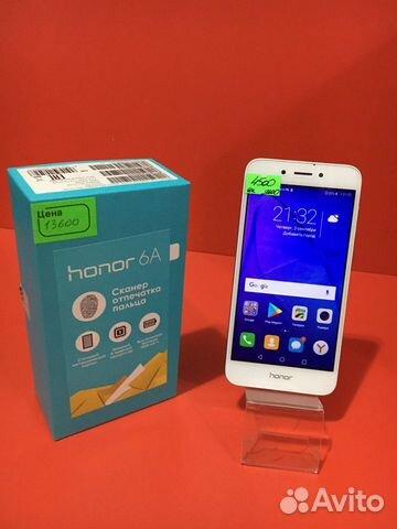 89235827111  Телефон Honor 6a (13600)