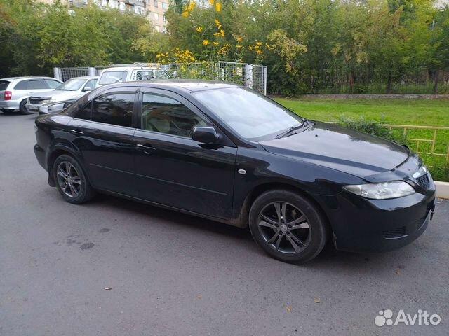 Mazda Atenza, 2002  89135337894 купить 5