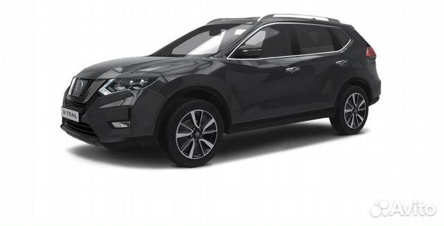 Nissan X-Trail, 2020