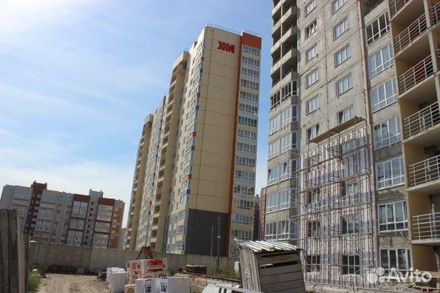 3-к квартира, 59.2 м², 12/17 эт.  89132475399 купить 3