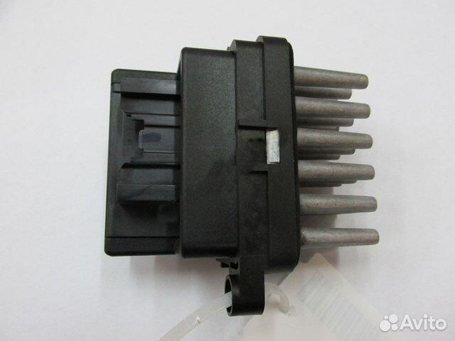 резистор печки ford mondeo ii