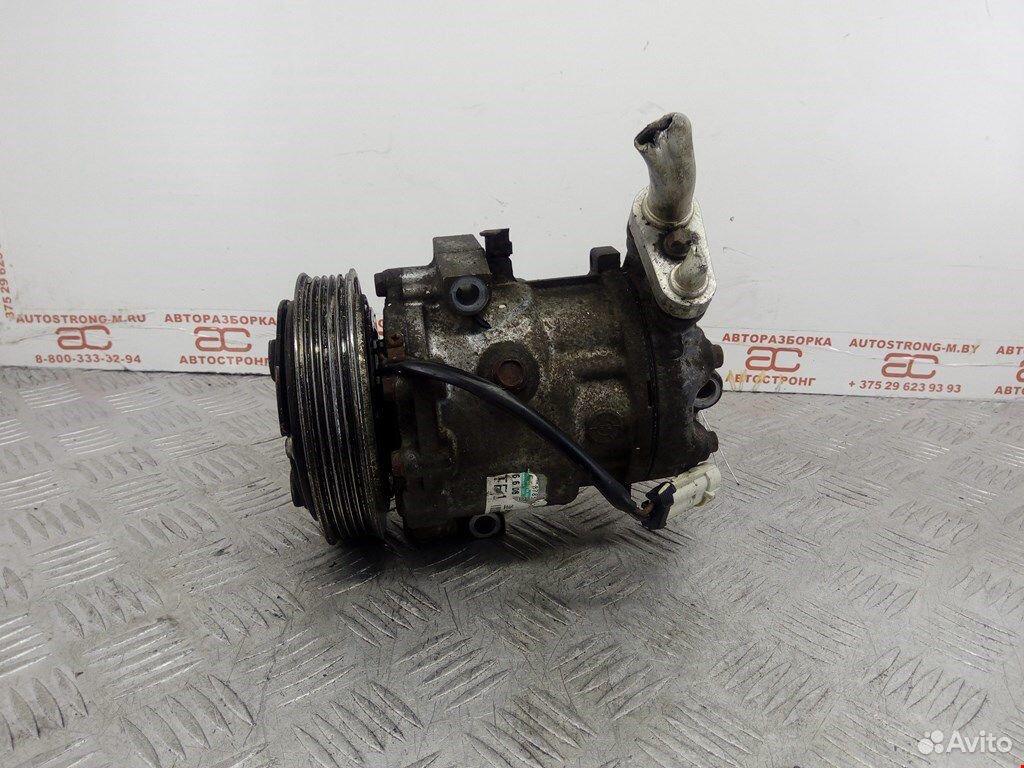 Компрессор кондиционера для Opel Corsa C 24461719