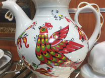 Большой Чайник лоз жар-птица