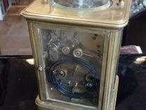 Каминные часы Павел Буре