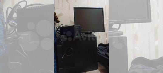 Компьютер в сборе (старый)