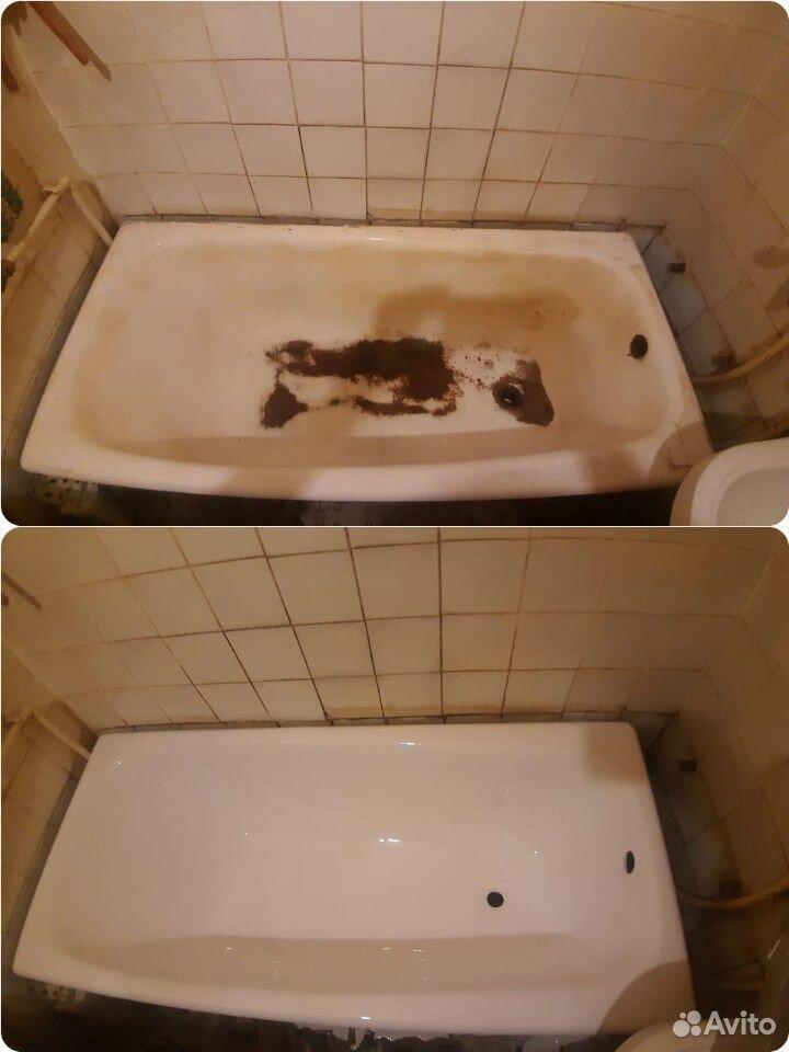Реставрация ванн жидким акрилом  89000113738 купить 6