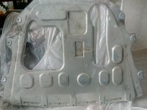 Защита двигателя Лада Веста