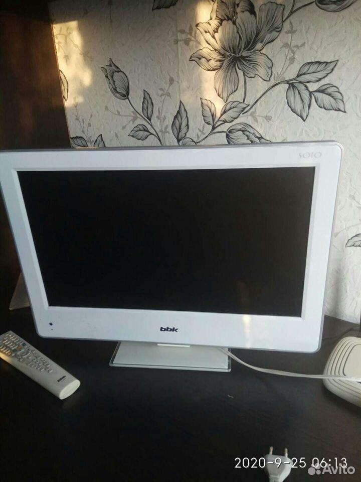 ЖК телевизор со встроеннымdvd плеером  89640523128 купить 1