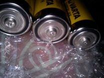 Солевая батарейка varta superlife LR14 (только 3шт
