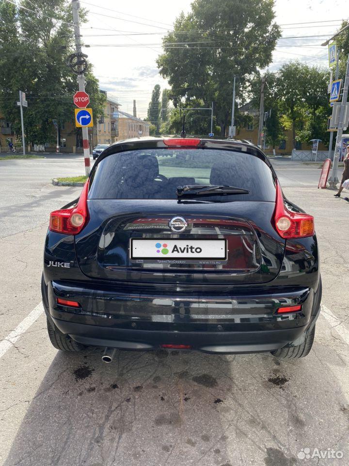 Nissan Juke, 2012  89063924647 купить 3