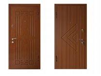 На Новослободской входные двери из стали за 24 ч