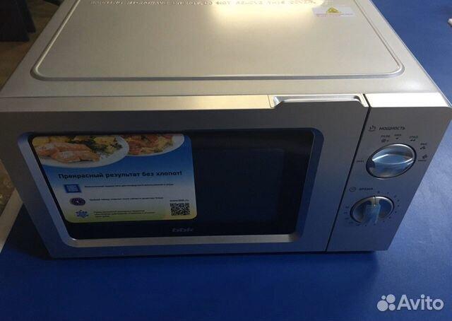 Микроволновая печь BBK 17litrov  89050622210 купить 1