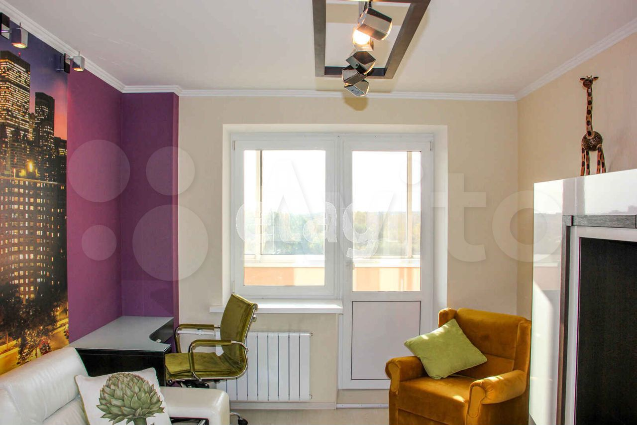 3-к квартира, 82 м², 5/6 эт.  89201336441 купить 1