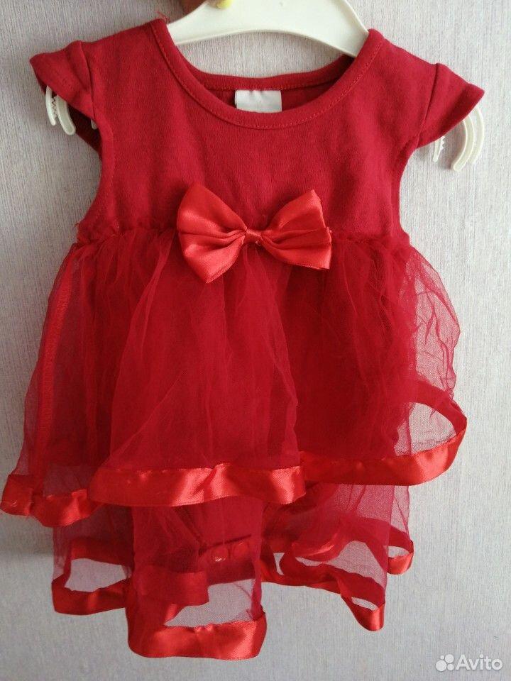Платье-боди для малышки 89273660305 купить 1