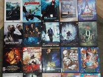 """Коллекция """"100"""" лицензионных DVD и Blu-Ray дисков"""