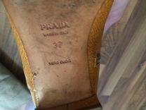 Сапоги Prada оригинал — Одежда, обувь, аксессуары в Челябинске