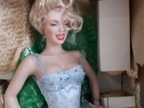 Мэрилин Монро Marilyn Monroe кукла фарфор — Коллекционирование в Геленджике