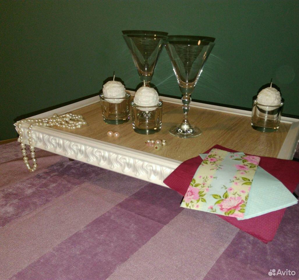 Столик сервировочный, прикроватный 89385011706 купить 2