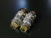 Telefunken E188CC gold pins лампа радиолампа Ulm