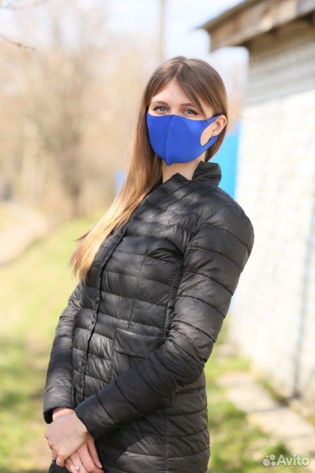 Маска защитная для лица  89307428544 купить 4