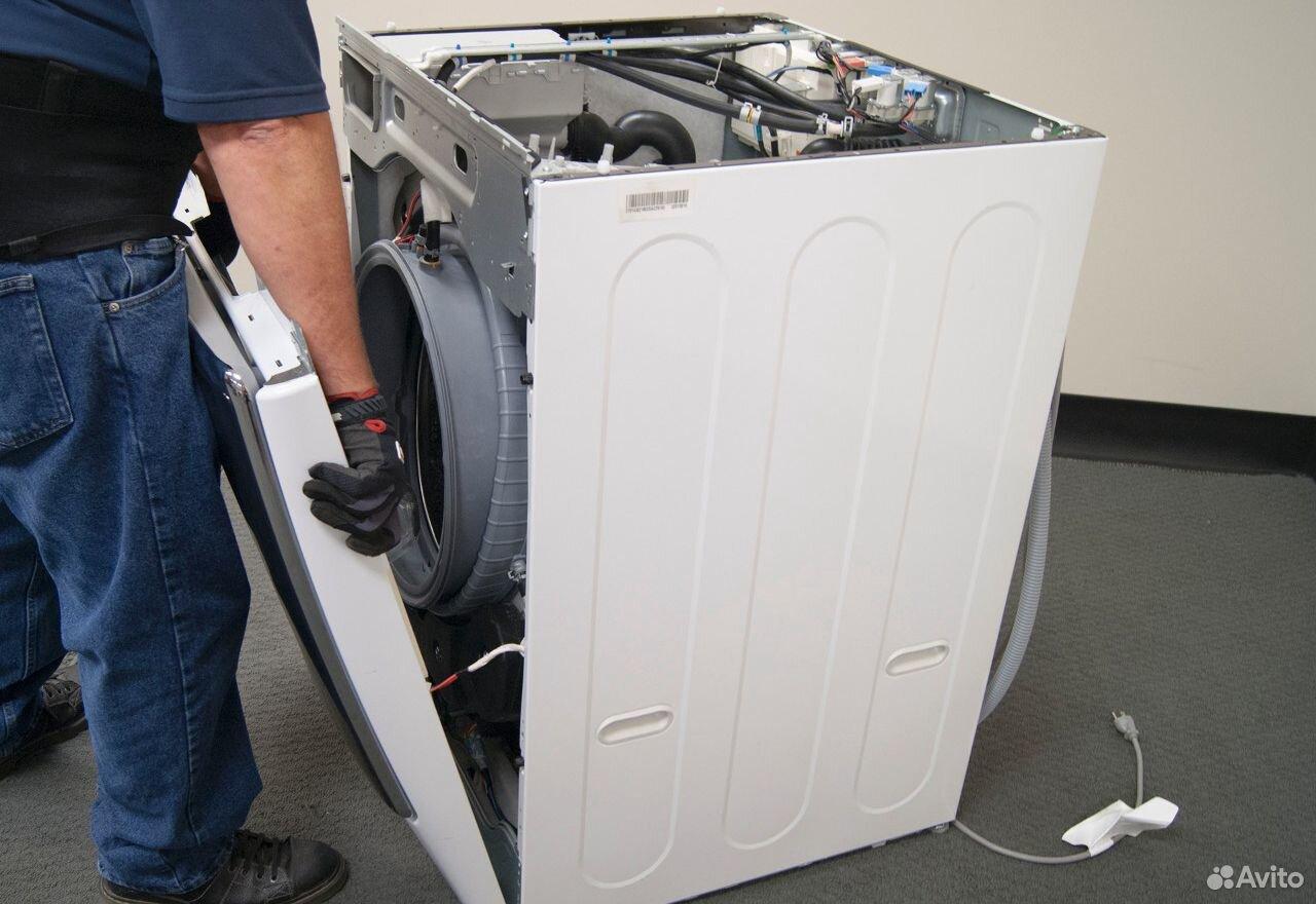 Ремонт стиральных машин и посудомоек у Вас дома